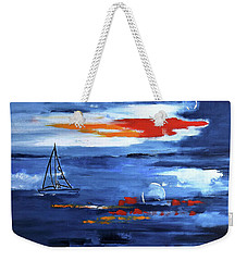 From Cleveland Point Weekender Tote Bag