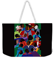 From Eminence To Excellence Weekender Tote Bag