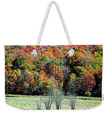 From New Hampshire With Love - Fall Foliage Weekender Tote Bag by Joseph Hendrix
