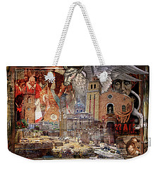 From Rome To America Weekender Tote Bag