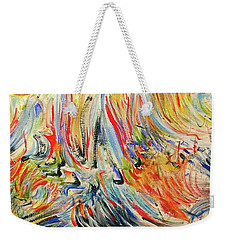 From Soul To Canvas Weekender Tote Bag