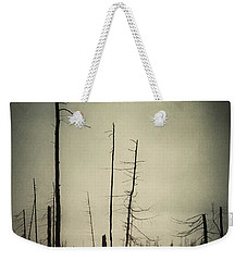 From The Ashes Weekender Tote Bag
