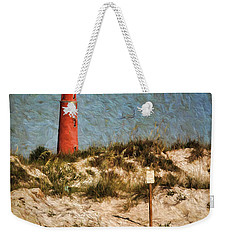 From The Beach Weekender Tote Bag