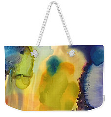From The Beginning Weekender Tote Bag
