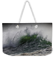 From The Deep Weekender Tote Bag by Mark Alder