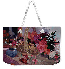 From The Garden Weekender Tote Bag