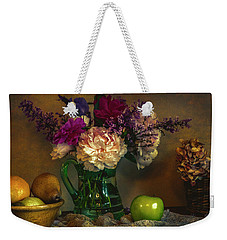From The Garden To The Table Weekender Tote Bag