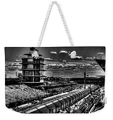From The Hulman Suites  Weekender Tote Bag