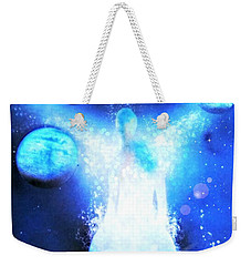 From The Light Weekender Tote Bag