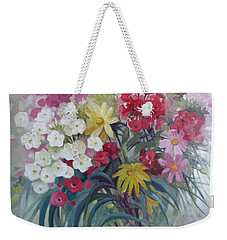 From The Margaret Garden Weekender Tote Bag