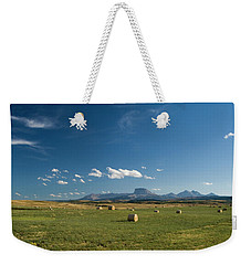 From The Prairie To The Rockies Weekender Tote Bag