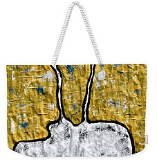 From The Same Cloth Weekender Tote Bag by Mario Perron