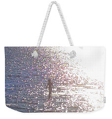 From The Sea Detail Weekender Tote Bag by Felipe Adan Lerma