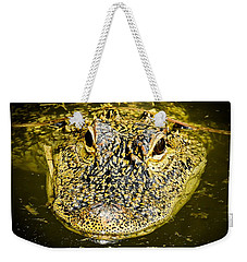 From The Series I Am Gator Number 5 Weekender Tote Bag