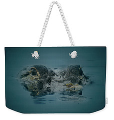 From The Series I Am Gator Number 6 Weekender Tote Bag