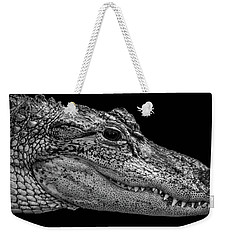 From The Series I Am Gator Number 9 Weekender Tote Bag