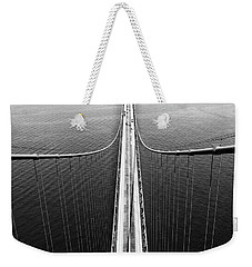 From The Top Weekender Tote Bag