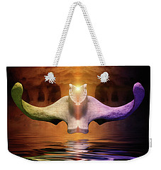 From Thunder Caves 3 Weekender Tote Bag