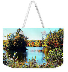 From Vermont With Love Weekender Tote Bag by Joseph Hendrix