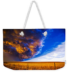 Front At Sunset 2 Of 2 Weekender Tote Bag