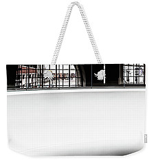Front Entrance/lobby Of The Overture Center Weekender Tote Bag