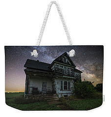 Front Porch  Weekender Tote Bag by Aaron J Groen
