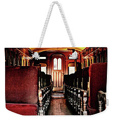 Front Row Seating Weekender Tote Bag