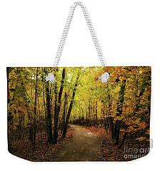 Frontenac State Park In Autumn Weekender Tote Bag
