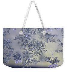 Frost Series 2 Weekender Tote Bag
