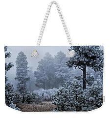 Frosted Weekender Tote Bag by Alana Thrower