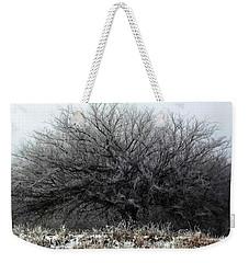 Frosted Elm Weekender Tote Bag