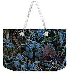Frostings 4 Weekender Tote Bag