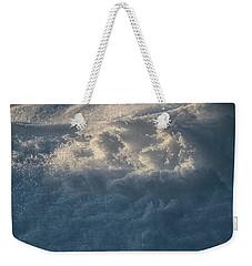 Frosty Texture -  Weekender Tote Bag