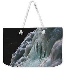 Frozen Weekender Tote Bag