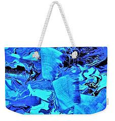 Frozen Beauty Weekender Tote Bag