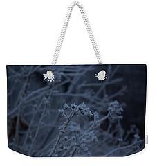 Frozen Buds Weekender Tote Bag