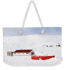 Frozen Life Weekender Tote Bag