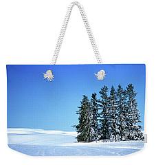 Frozen Stand II Weekender Tote Bag