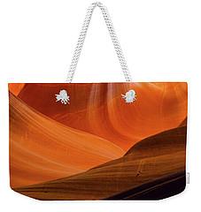Frozen Time Weekender Tote Bag