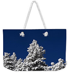 Frozen Tranquility Ute Pass Cos Co Weekender Tote Bag