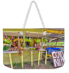 Fruit And Vegetable Stand  Weekender Tote Bag