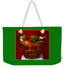 Fruit  Art 5 Weekender Tote Bag