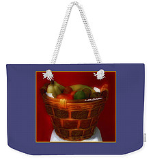 Fruit  Art 3 Weekender Tote Bag