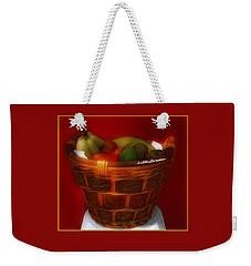 Fruit  Art 6 Weekender Tote Bag