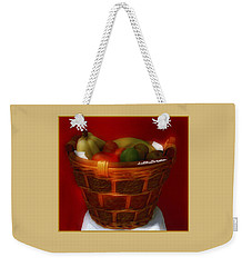 Fruit  Art 9 Weekender Tote Bag