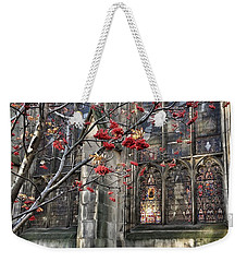 Fruit By The Church Weekender Tote Bag