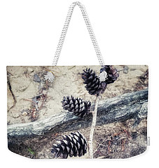 Fruit Of The Pine Weekender Tote Bag
