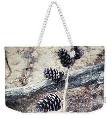 Fruit Of The Pine Weekender Tote Bag