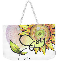 Fruit Of The Spirit Series 2 Joy Weekender Tote Bag