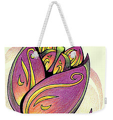 Fruit Of The Spirit Series 2 Kindness Weekender Tote Bag